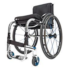 Cadeira De Rodas Encartável em Liga Leve Tiga FX