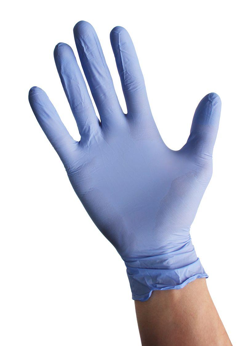 Luvas-de-Nitrilo-sem-Po-Pluma-Azul-AQL-15--100-unid-