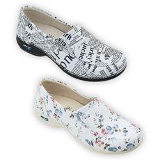 Sapatos WashGo com Elásticos Estampados
