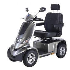 Scooter de Mobilidade Invacare Cetus