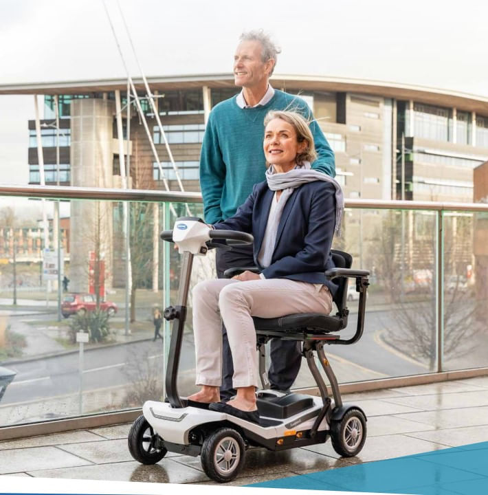 Scooter-Invacare