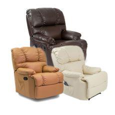 Poltrona de Descanso Massagens e Aquecimento