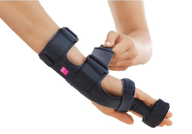 Suporte-para-Pulso-com-Tala-para-Dedos-Medi-CTS