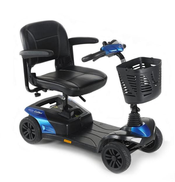 Scooter-Eletrica-Invacare-Colibri